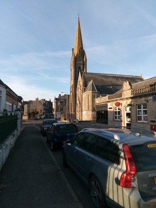 Church in Forres
