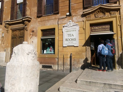 The Oldest tea Rooms in Europe!!