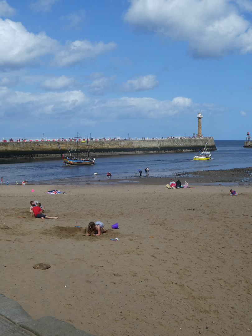 Whitbey beach