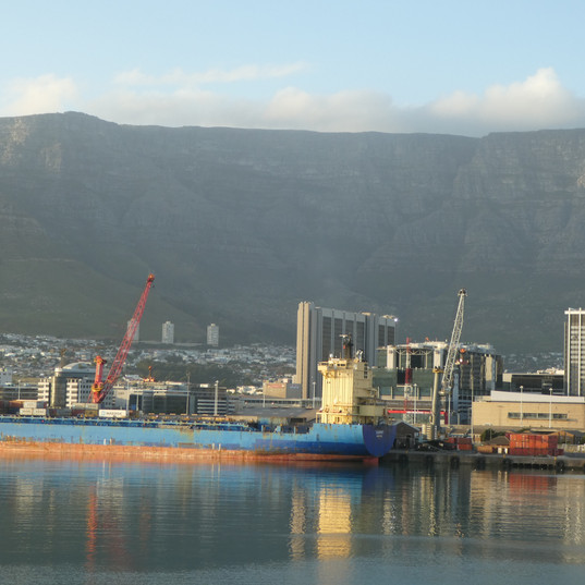 Not the prettiest Port