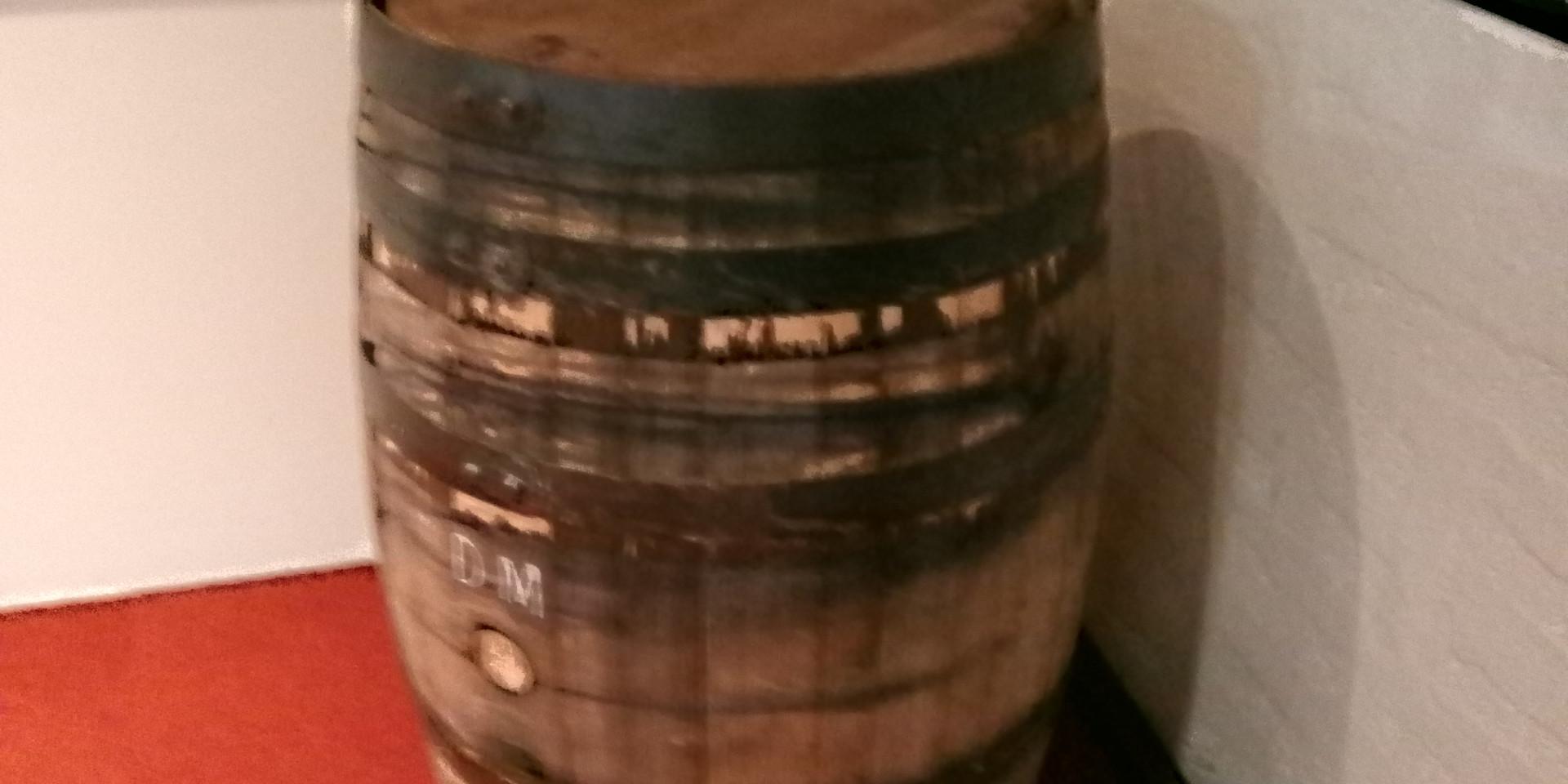 3 min 3 sec barrel