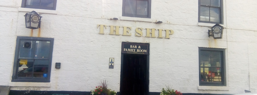 The Ship - of course