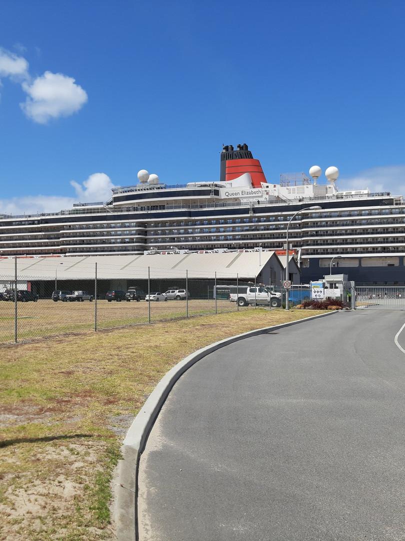 Back at the ship