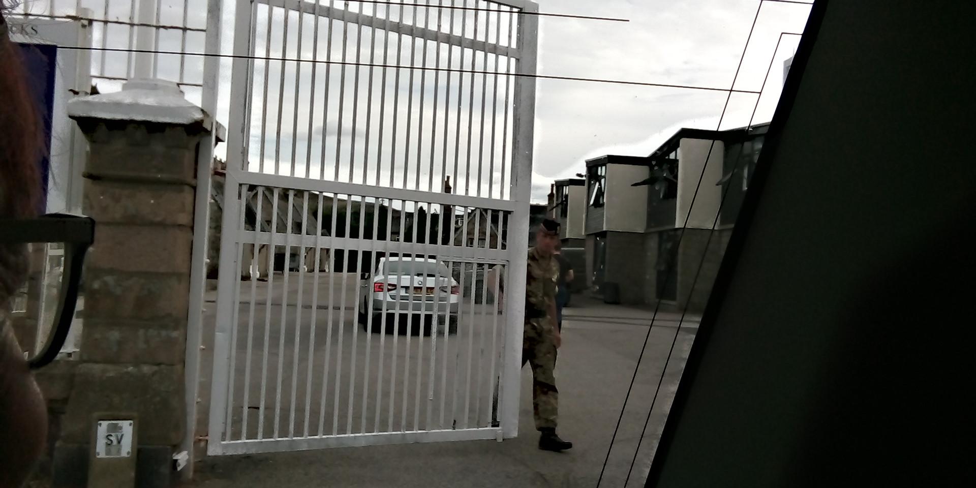 Army base Ballanter