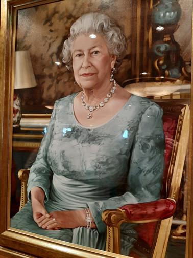 Elizabeth herself