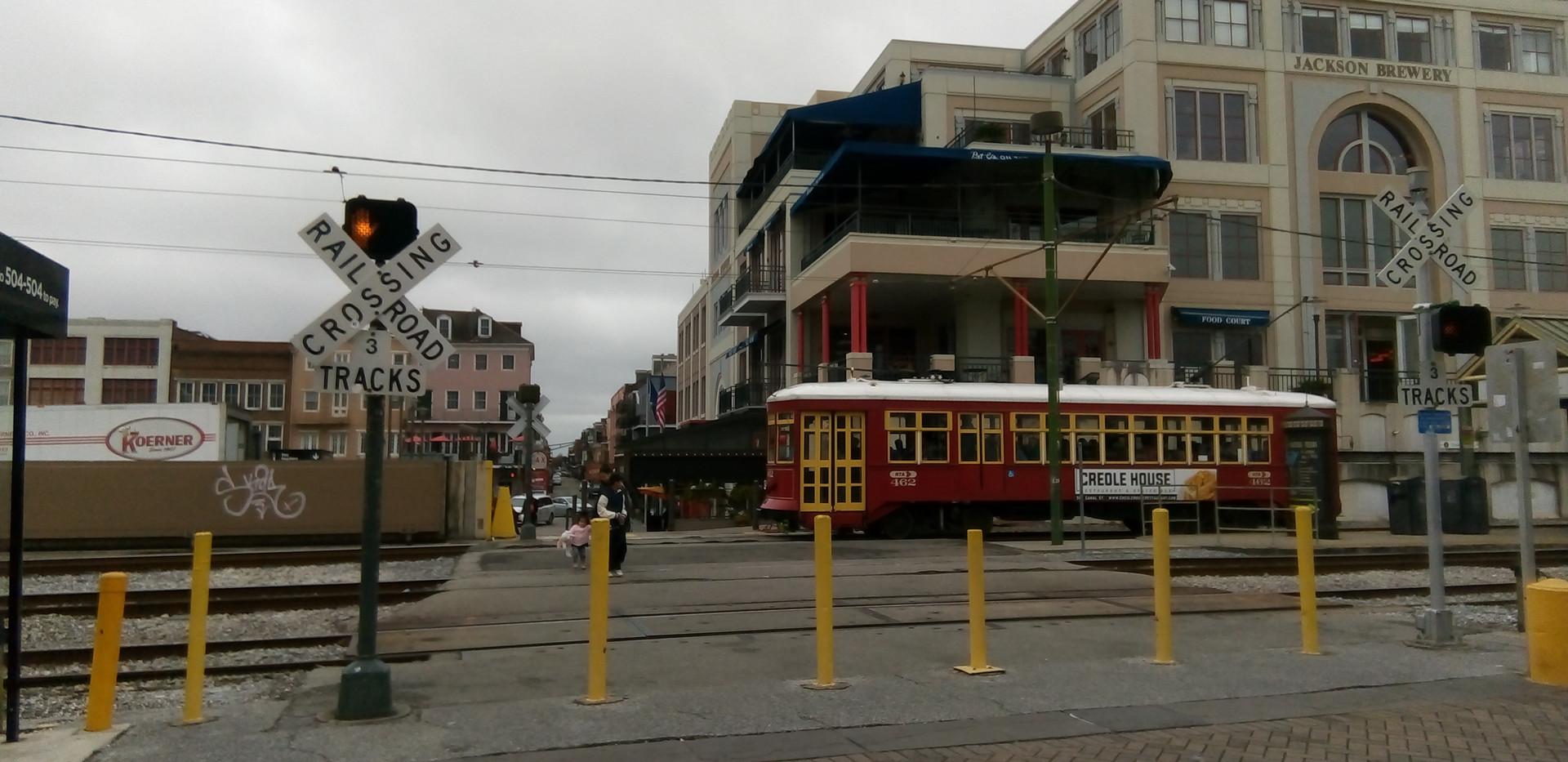 Tram to Paddle Steamer