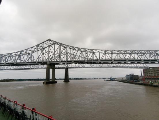 Bridge at end of trip