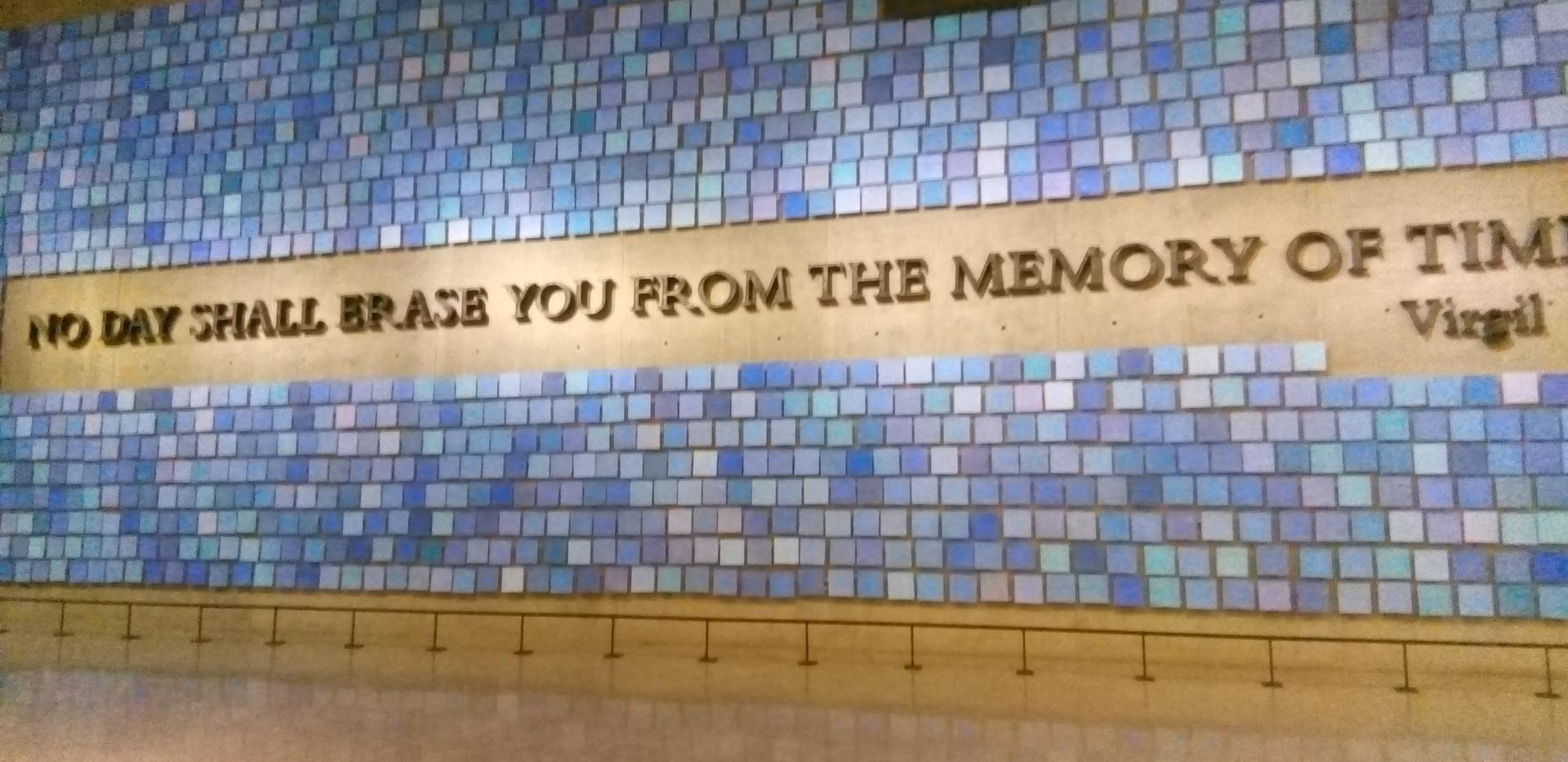Memorial Entry