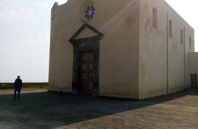 Very Old fort Church