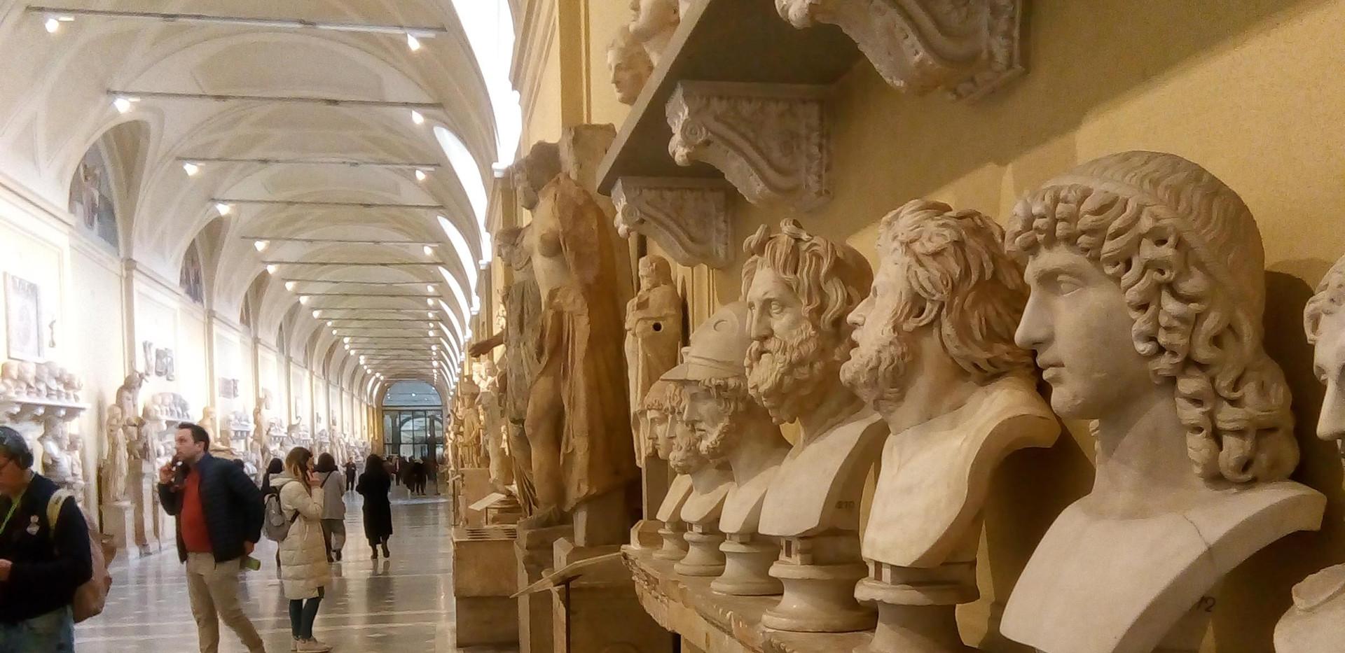 A few Roman Citizens