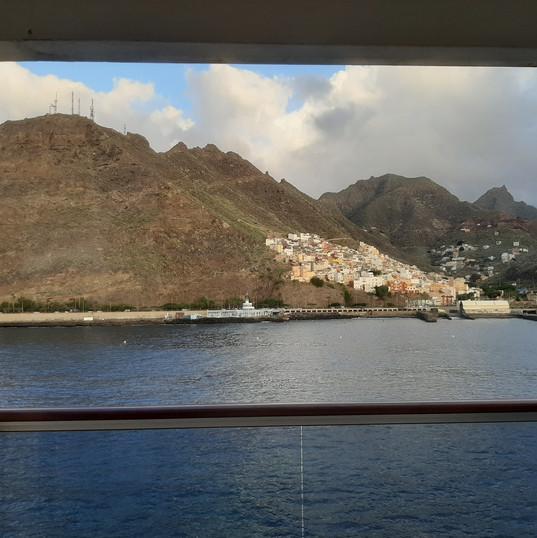 Tenerife Harbour