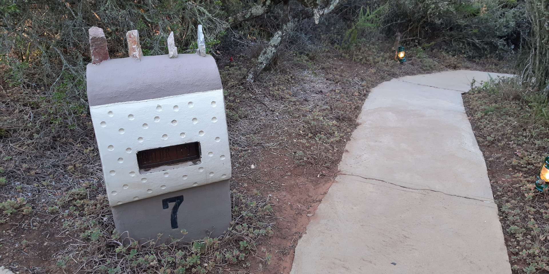Our Letter Box