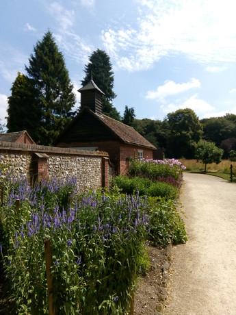 Nuffield House - Kitchen Garden
