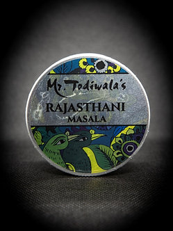 Mr Todiwala's Rajasthani Masala