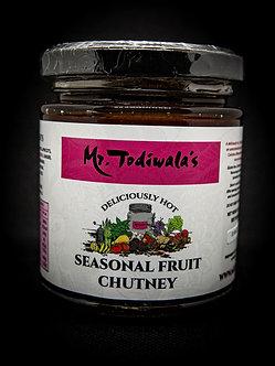 Seasonal Fruit Chutney