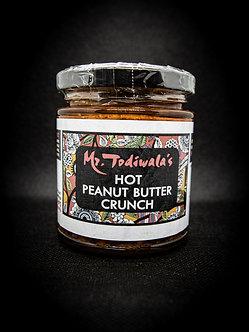Hot Peanut Butter Crunch
