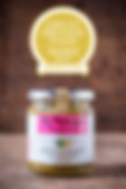 Minted Mango & Ginger Relish, bespoke Product, Hand made, organic, Vegitarian, Vegan