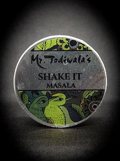 Mr Todiwala's Shake It All About Masala