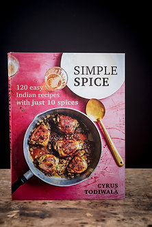 Mr Todiwala's Simple Spice - Signed & Personalised