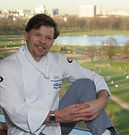 Brian Turner CBE (born 7 May 1946) is a British chef, based in London. He has appeared as a cook on BBC2's Ready Steady Cook since 1994, has appeared on numerous occasions on Saturday Kitchen and has also presented various other cookery programmes.
