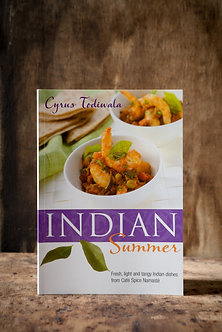 Indian Summer - Signed & Personalised