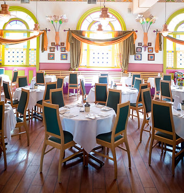 Cafe Spice Namaste, Interior, Restaurant, Garden Room, Prescot Street,
