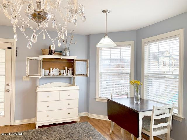 Briar Meadow Staging
