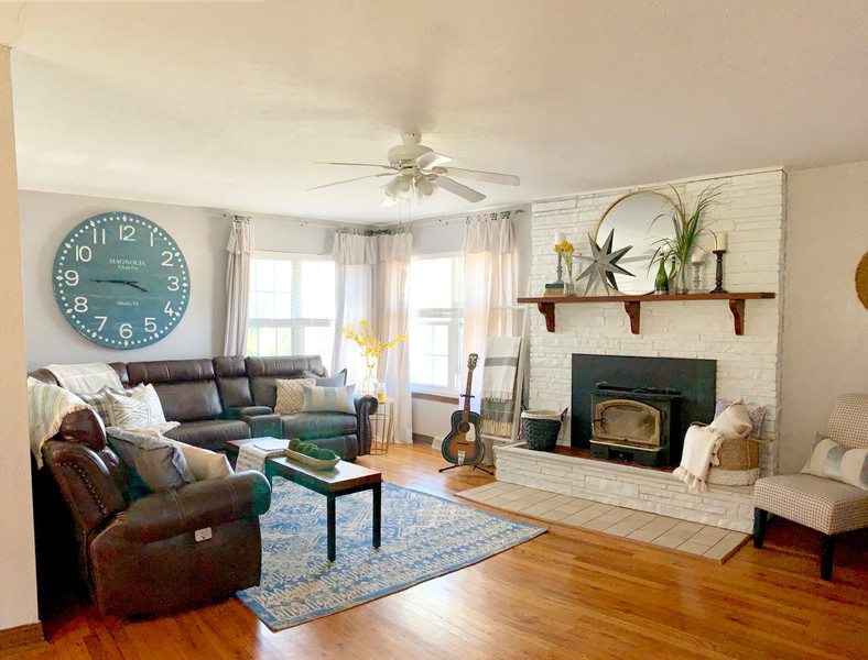 Silver Creek Dr Staging