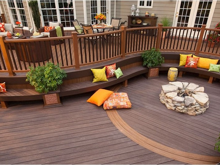 Smart Deck Upgrades