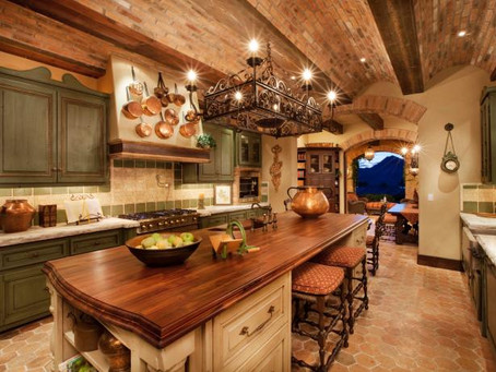 Kitchen Re-Design Layout Options