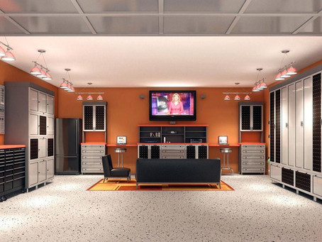 What's Involved With Converting A Garage To Living Space