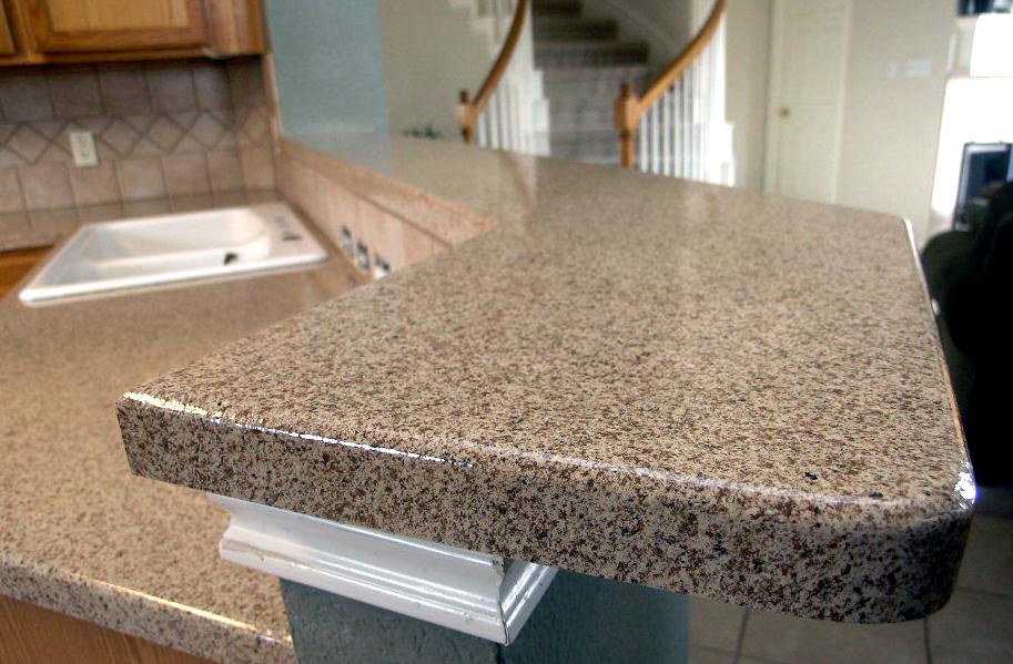 Countertop Refinishing Ceramic Tile Formica Laminates