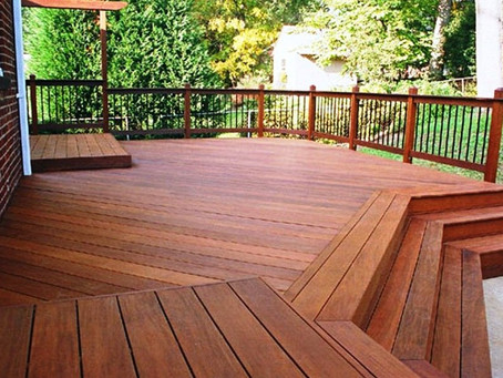 Checklist For Adding A Deck To Your House
