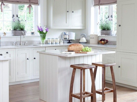 Gain Kitchen Space by Adding an Island