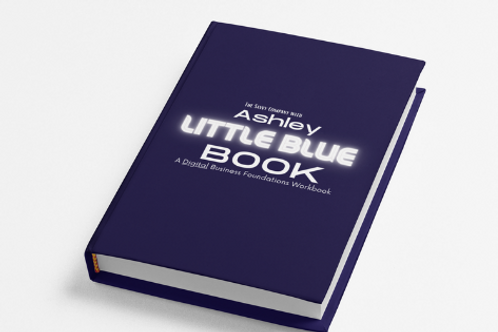 Ashley's Little Blue Book