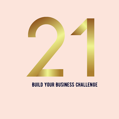 21 Day Build Your Business Challenge