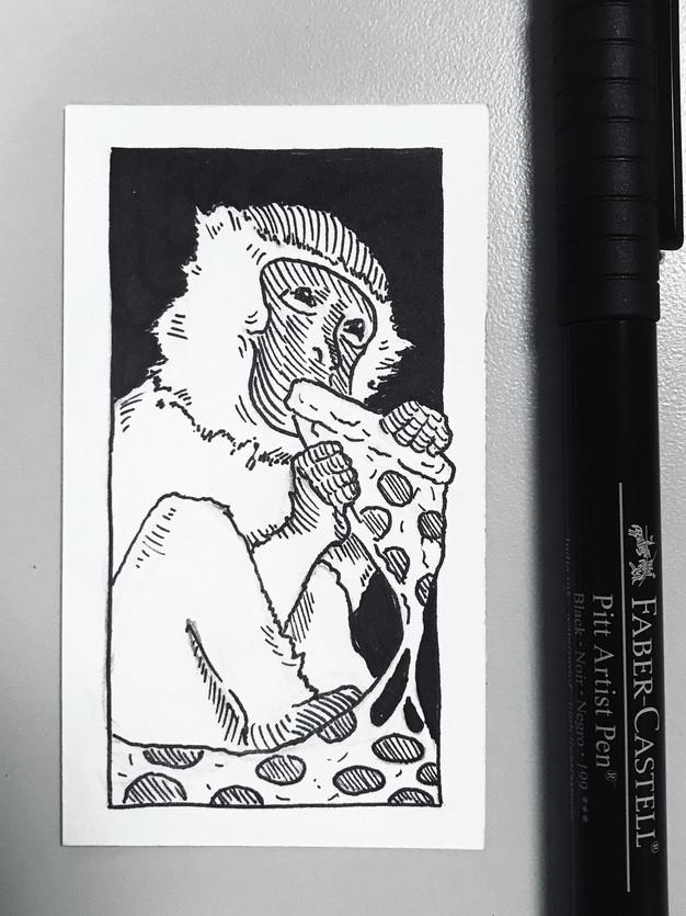 Pizza Monkey