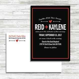 Kaylene & Reid