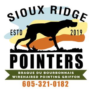 Sioux Ridge Pointers Logo