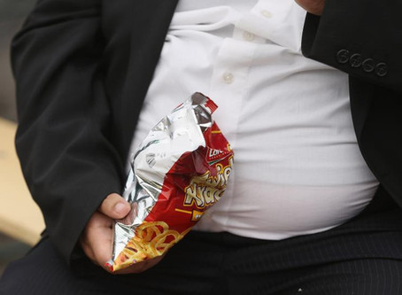 What Causes Obesity? 10 Food Items That Can Cause Excessive Weight Gain