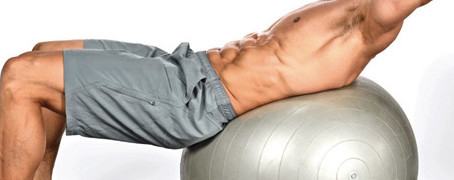 4 ways to train core muscles