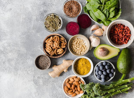 What to eat to maintain an immune system-friendly diet