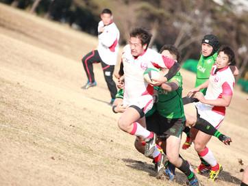 トップイーストリーグ Div2 & 関東社会人一部 順位決定戦 vs ライオン 結果報告