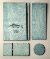 Голубые планшеты меню