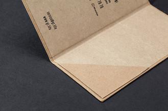 Картонная папка счёт