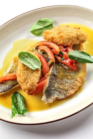 Фото рыбного блюда