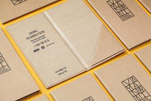 Тираж картонных папок счёт