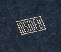 Тиснение логотипа