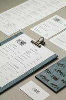 Планшет меню для ресторана