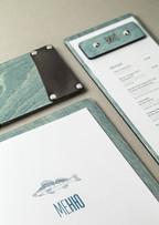 Планшеты меню и счётница из дерева